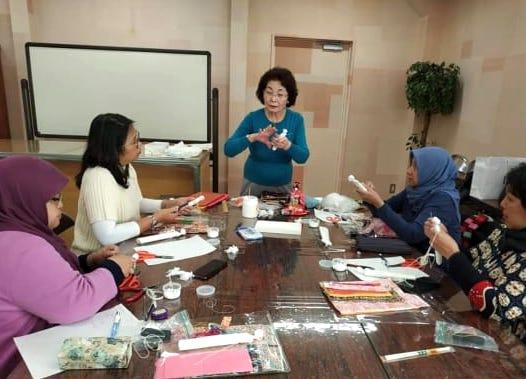 Menikmati Hujan Ilmu Wewangian di RUMAH ATSIRI Indonesia Bersama E3Trip
