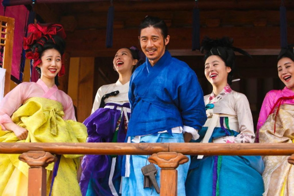The Royal Tailor. Sekelumit Kisah Tentang Fashion dan Sepotong Cinta di Masa Dinasti Joseon, Korea.