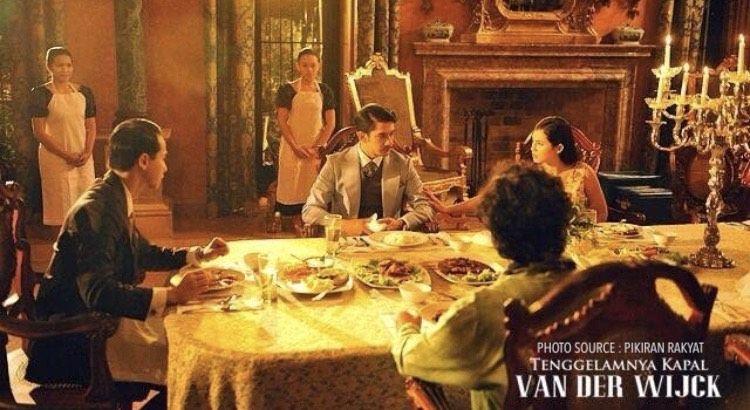 Tenggelamnya Kapal Van Der Wijck. Karamnya Cinta Tak Bertepi Zainudin dan Hayati