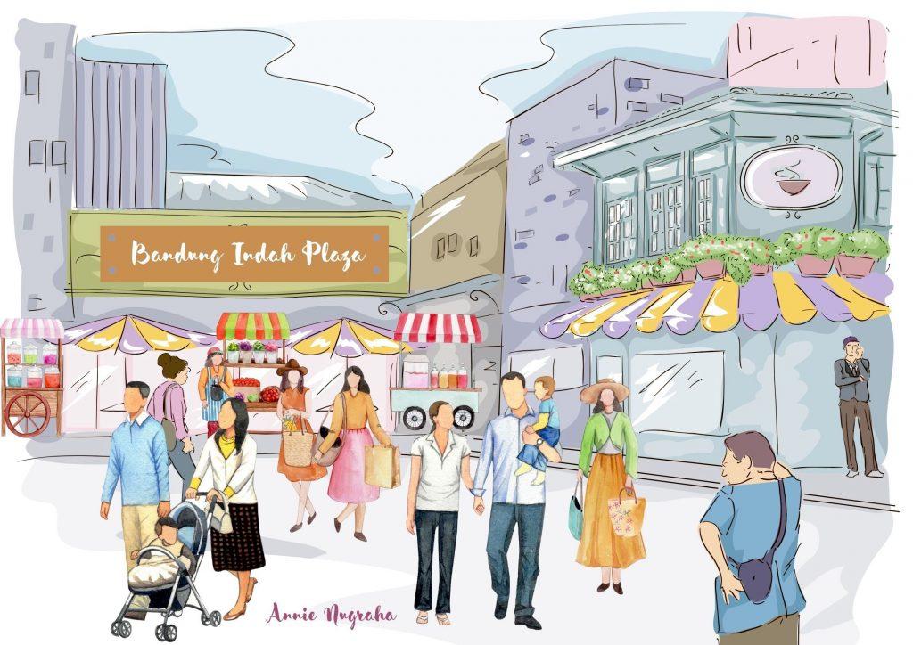 TALE OF THE CITIES. Antologi Berbagai Kisah Kenangan dari Komunitas Mari Menulis