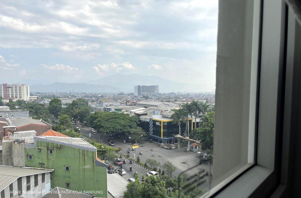SANTIKA Pasir Koja Bandung. Weekend Getaway di Awal Oktober